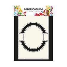 Dutch Doobadoo Card Art Template - Circle 470.713.322