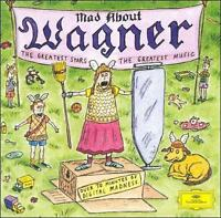Mad About Wagner - Giuseppe Sinopoli [Conductor], H - CD 1994-09-20