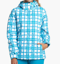 ROXY NWT WOMENS BLUE AMERICAN PIE JACKET 10K SIZE S SMALL MSRP: $159.95 7598