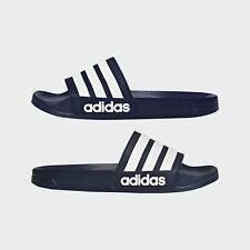 Adidas Men Sandals Adilette Cloudfoam Plus Stripes Slides Beach Gym New AQ1703