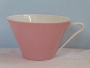 Lilienporzellan Daisy Rosa eine Teetasse Kaffeetasse Lilien Porzellan