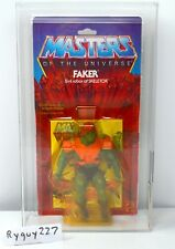 MOTU, Faker, Skeletor Arms, AFA 80, graded, Masters of the Universe, MOC, He Man