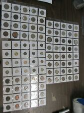 Mixed Lot of 100 South Africa Coins