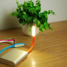 1* LED Notebook-Lampe USB-Lampe USB-Licht Leuchte Schwanenhalslampe Superhelle