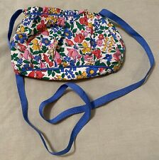 Mini Boden One Size Girls Purse with Floral Fabric