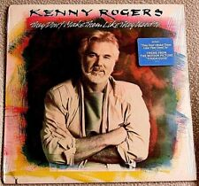 Kenny Rogers They Don't Make Them Like They Used To 1986 RCA COUNTRY POP SS LP