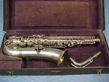 Antique  CONN C Melody Saxophone Restored, Great!