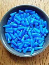 Spike beads dornenperlen 5 x 13 mm Hell Sapphire 15 unid.