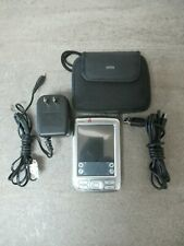 Palm Zire 72s PDA Digital Organizer Bundle (Stylus, Charger, Case) Silver #9985A