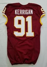 #91 Ryan Kerrigan of Washington Redskins Nike Game Issued Jersey