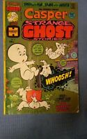 Harvey Comic Book Casper Strange Ghost Stories #6