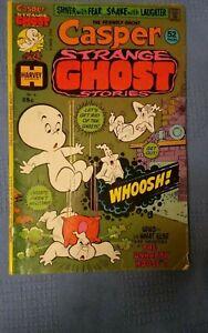 Harvey Comic Book Casper Strange Ghost Stories #6