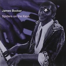 BOOKER,JAMES-SPIDERS ON THE KEYS:  CD NEW