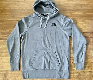The North Face grey men's hoodie size M
