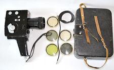 Rare USSR Soviet Camera Film Movie LANTAN LOMO With Granit 3 f7.5-32 Lens + Gift