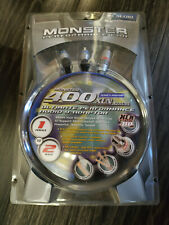Monster Performance 400XLN XTREME Ultimate Audio Y Adaptor 1 Female To 2 Male