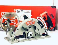 Milwaukee 2830-20 M18 FUEL 18V 7-1/4 Inch Rear Handle Circular Saw - Bare Tool