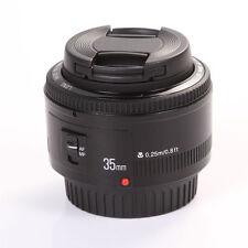 YONGNUO YN35mm YN50MM EF Auto Focus Wide-angle Lens For Canon Cameras