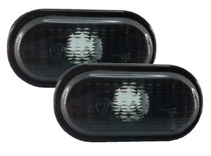 VAUXHALL VIVARO 01- SMOKED SIDE LIGHT REPEATER INDICATORS