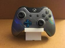 Game Controller stand/holder for Xbox One/360, PS4/3, and Steam Systems - WHITE