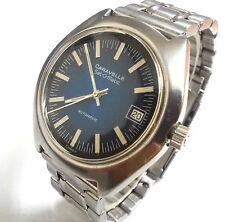 Reloj de caballero CARAVELLE AUTOMATIC Set-O-Matic N3 BULOVA 7444 Vintage