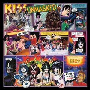 Kiss - Unmasked - Factory Sealed Vinyl LP (Vinyl, Mar-2014, Universal). New