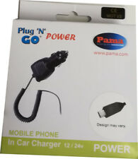 Mini USB In Car Charger 12v 24v Adapter NEW