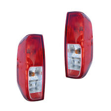 Fits 05-14 Nissan Frontier Driver + Passenger Tail Light Lamp Assembly 1 Pair
