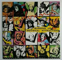 Madonna - Burning Up / Physical Attraction 12 inch single - Sire Records 0-29715