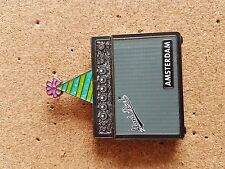 Hard Rock Cafe Pin AMSTERDAM Amplifier Happy New Year 2015