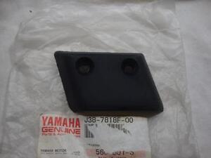 Genuine Yamaha side trim end cap 2 J38-7818F-00 1985-95 G2 G5 golf cart