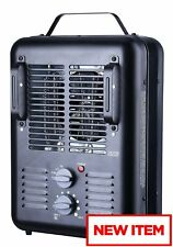1500W Electric Space Heater Utility Home Fan Forced Heating Room Office Garage
