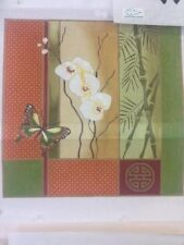 needlepoint canvas jp  Orchids