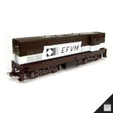 Frateschi Electric Locomotive G12 CVRD 3014 HO Miniature Brazilian Train 1:87