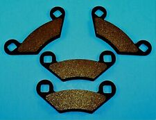 Rear Brake Pads for POLARIS RZR S800 EFI (2009-14)
