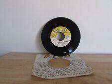 "HUTCH DAVIE Sweet Georgia Brown / Heartaches 7"" 45 RPM Atco 45-6149 Vinyl Record"