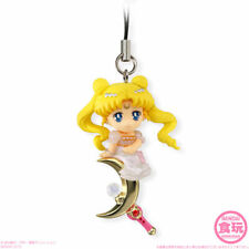 Twinkle Dolly ~ Sailor Moon Serenity & Moon Stick Bandai Strap *Authentic*