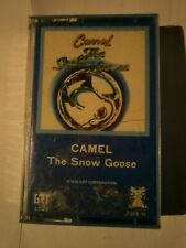 The Snow Goose by Camel Cassette NEW SEALED PETER BARDENS,GENESIS, YES, ELP