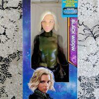 BLACK WIDOW Avengers Infinity War 12-Inch Figure with Titan Hero Power FX Port