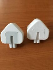 "Apple Volex Well Shin MagSafe Adapters UK Plug MacBook Pro iPad ""Duckhead"""