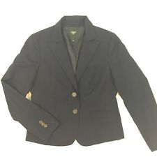 J crew Women Blazer Size - suit jacket SZ 8 Pre-owned