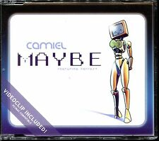 CAMIEL FEATURING FORREST - MAYBE - CD MAXI [645]