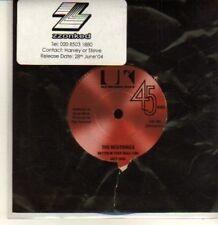(CQ704) The Neutrinos, Better In Your Head - DJ CD