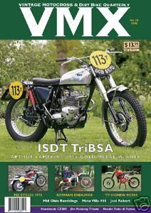 VMX Magazine Vintage MX & Dirt Bike AHRMA - Issue #28