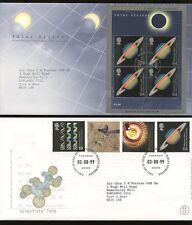 Gb 1999 Año Completo Set Ilustrado Primer Día Tema plantea + Hojas... 15 cubre