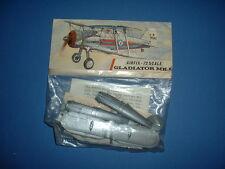 Airfix   Gloster Gladiator Mk1 Bi-plane fighter