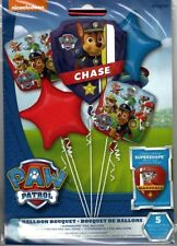 Paw Patrol Balloon Bouquet  5 Piece