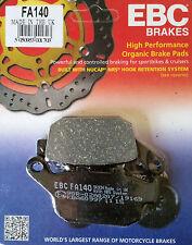 EBC/FA140 Brake Pads (Rear) - Buell X1 Lightning, M2, XB9SX, XB12R/S, Ulysses