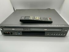 Go Video-Vr3840 Dvd Recorder Vcr Vhs Player Combo- with Remote