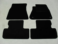 Lexus is220-250 2005-13 Fully Tailored Deluxe Car Mats in Black